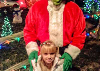 Grinch at Light Tour 2016